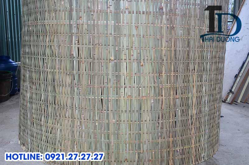 Giá bán cót tre tại Đà Nẵng