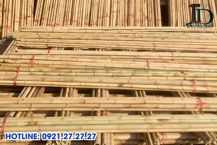 Nguyên liệu tre trúc
